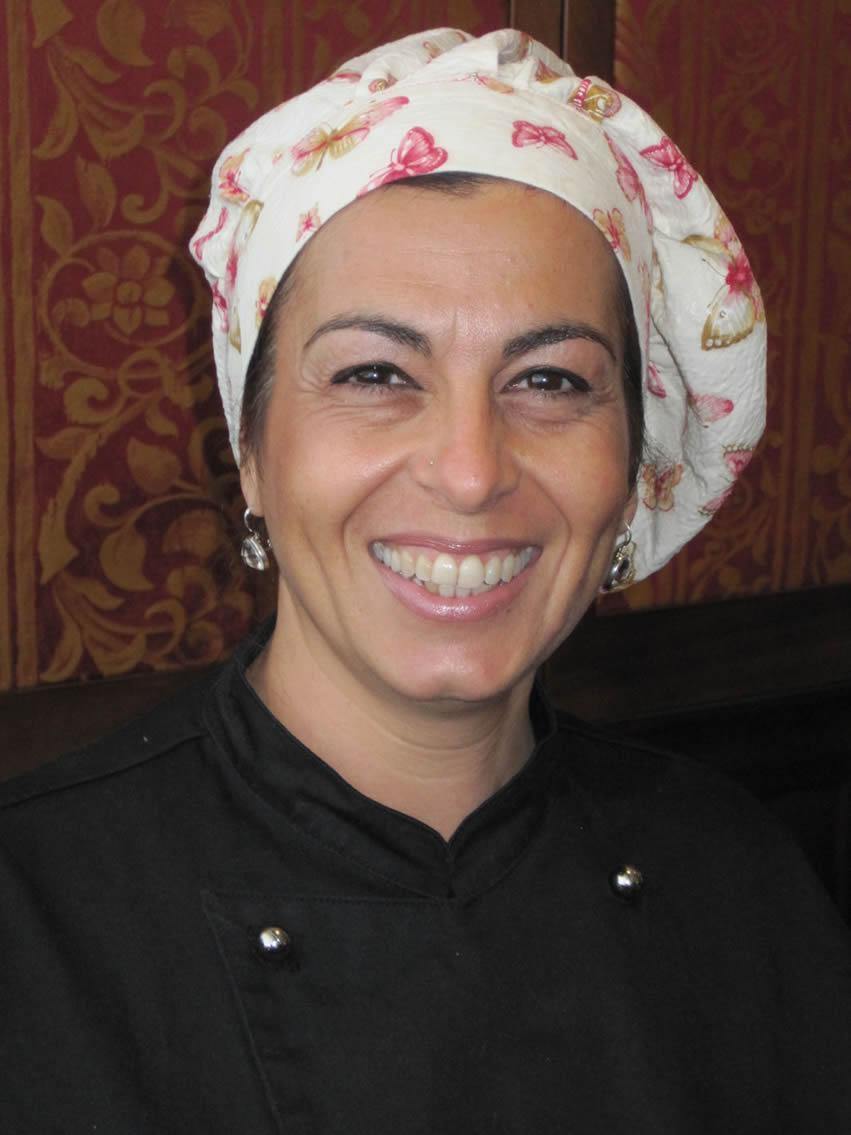 Francesca burzi e la cucina aretina la freccia verde for La cucina di francesca valmadonna