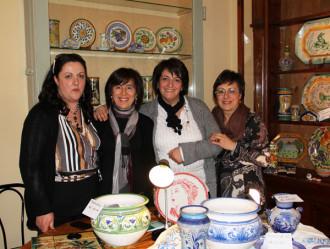 le amiche della ceramica