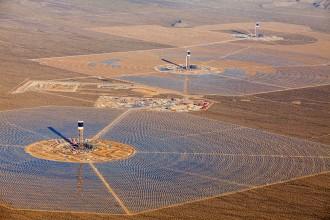 Nevada centrale solare