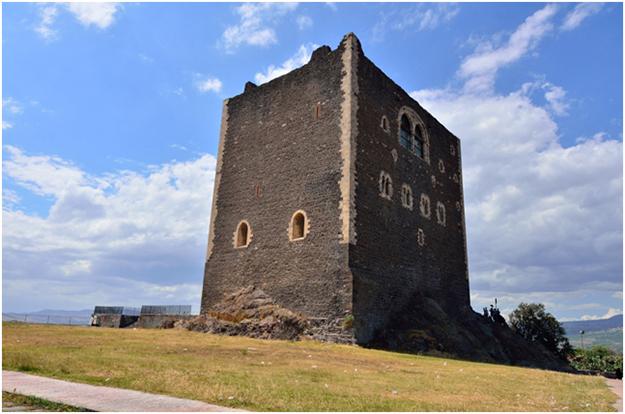 Paternò_Il Castello Normanno