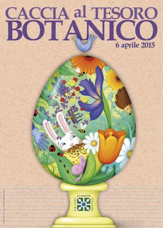 caccia al tesoro botanico_